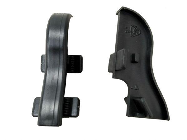 Equipped 1212 Verbinder Schwarz 40mm